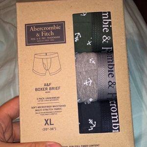 Abercrombie Men Underwear Size XL